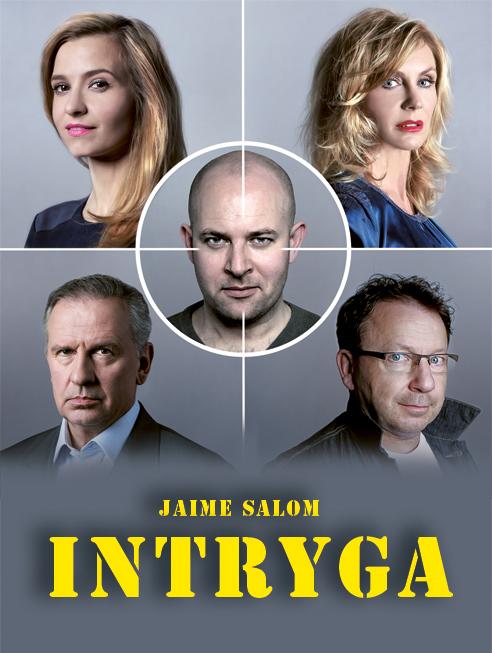 """Teatr Kamienica – """"Intryga"""". Plainville,Ct"""