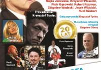 Jubileuszowa Gala Piosenki Biesiadnej Zbigniewa Górnego