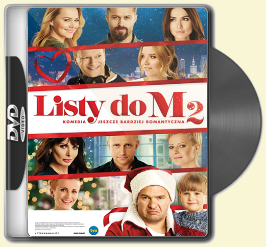"Film ""Listy do M 2"" znakomita komedia. Sobota 7:00PM SOLD OUT!!"