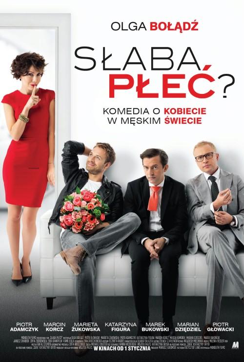 """FILM """"SLABA PLEC?""""- New Jersey -niedziela- znakomita komedia."""