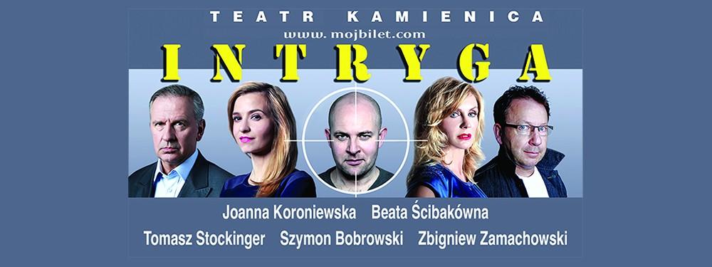 """INTRYGA"" -Teatr Kamienica  w Nowym Jorku i Connecticut"
