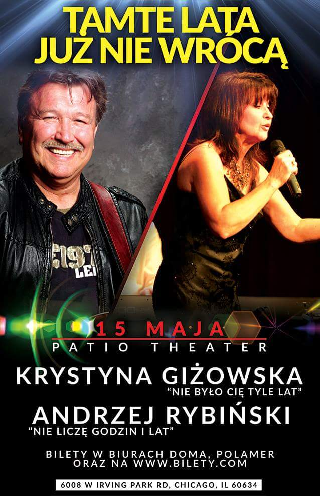 Krystyna Gizowska & Andrzej Rybinski