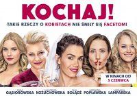 """Komedia romantyczna- film """"Kochaj"""" ,New Jersey"""