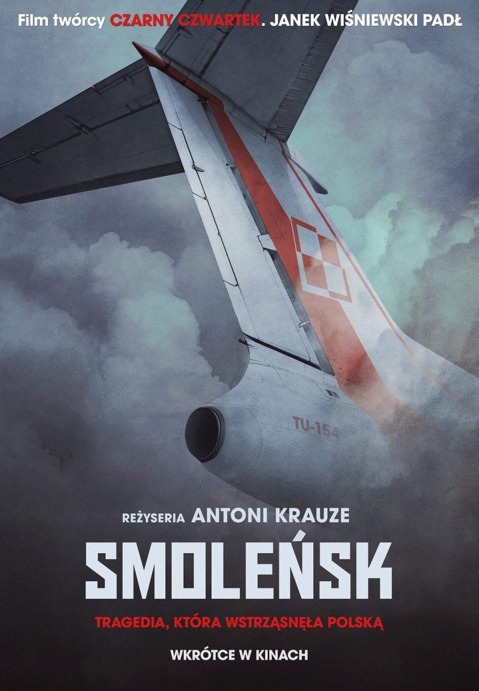 """Film """"Smoleńsk"""" – Pick wick Sobota 1 pazdziernika 8pm"""