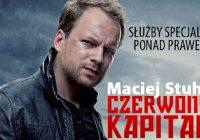 """""""CZERWONY KAPITAN""""- film kryminalny piatek 21 października."""