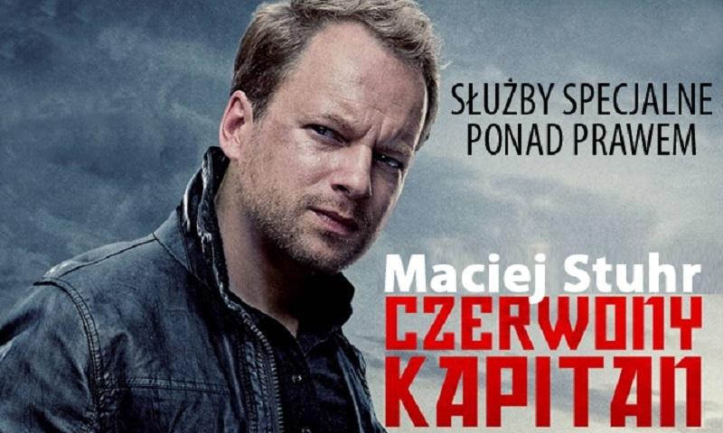 """""""CZERWONY KAPITAN""""- film kryminalny Niedziela 23 pazdziernika."""
