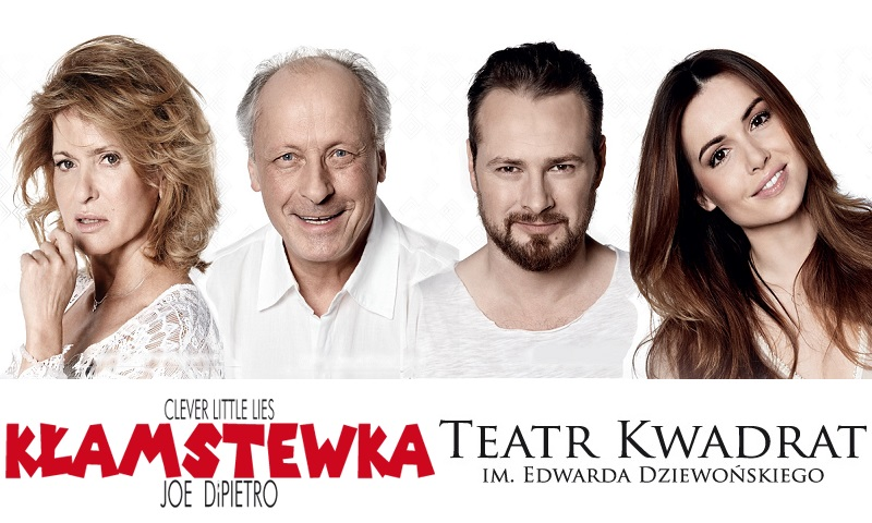 "Teatr Kwadrat – ""Kłamstewka"" 3PM- SOLD OUT!!!"