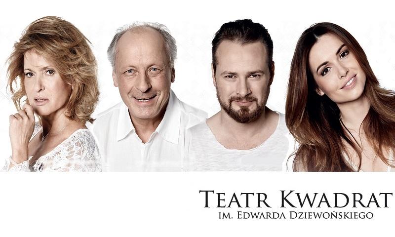 """Teatr KWADRAT """"KŁAMSTEWKA"""" !"""