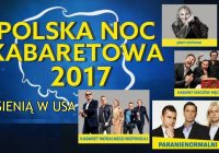 Polska Noc Kabaretowa 2017 Chicago 8pm