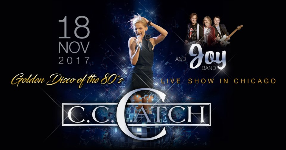 Golden Disco of the 80's – C. C. Catch & Joy