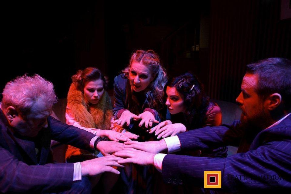 """""""Medium""""- znakomita komedia Teatru Kwadrat w Chicago (niedziela)"""