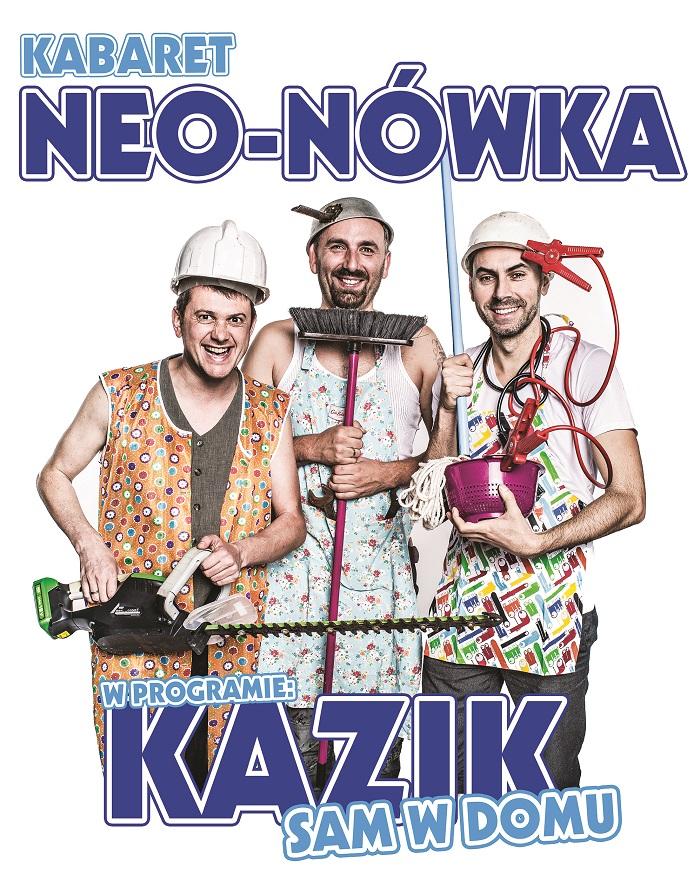 """Kabaret Neo-Nówka – """"Kazik sam w domu"""""""