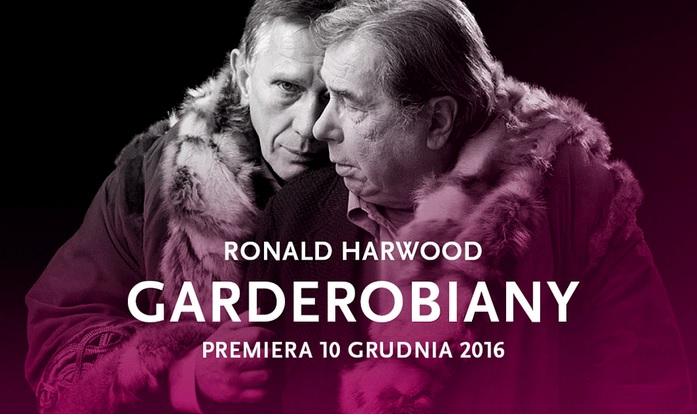 """Teatr Narodowy – """"Garderobiany"""" – Nowy Jork"""