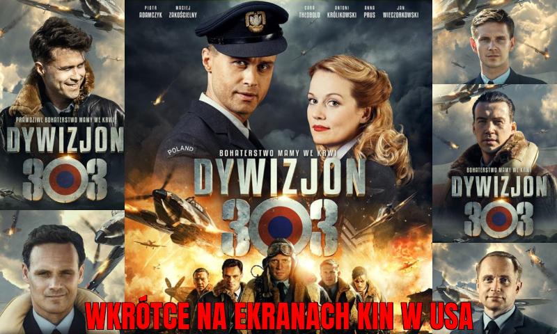 """""""Dywizjon 303. Historia prawdziwa"""" – Big Cinemas, NILES Sobota 5pm"""