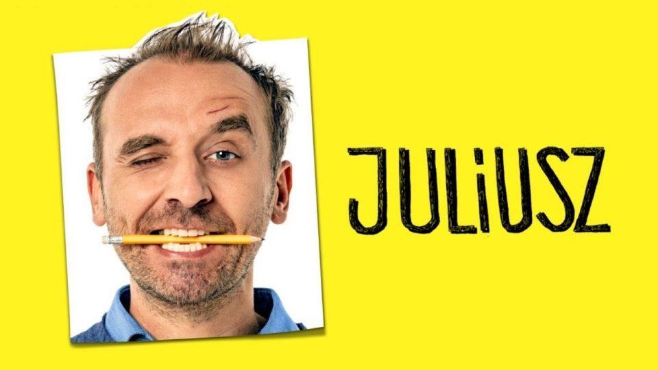 """Znakomita komedia """"JULIUSZ"""" niedziela 6pm"""