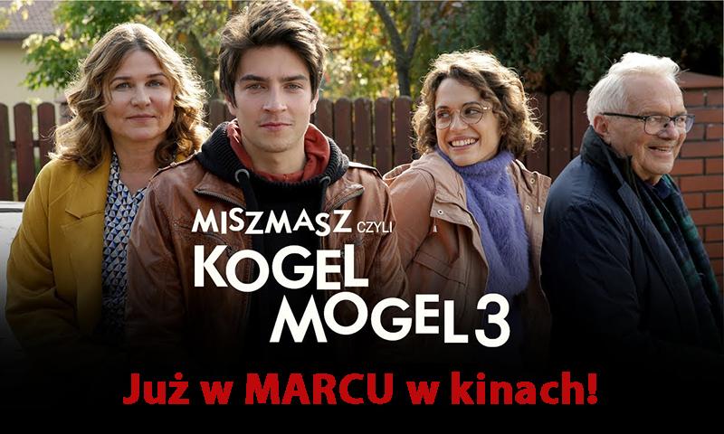 """""""Miszmasz, czyli Kogel-mogel 3""""-Hawthorne, NJ"""