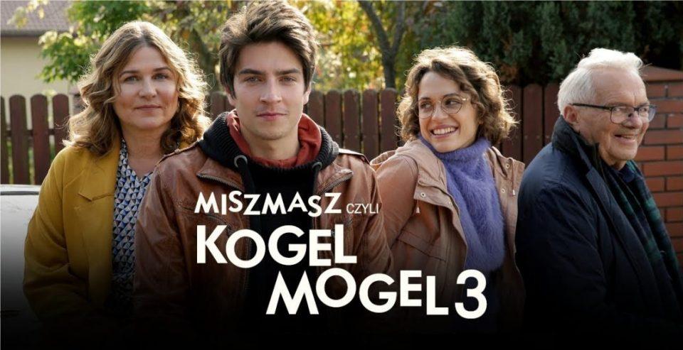 """""""Miszmasz, czyli Kogel-mogel 3"""" – Park Ridge, niedziela 6pm"""