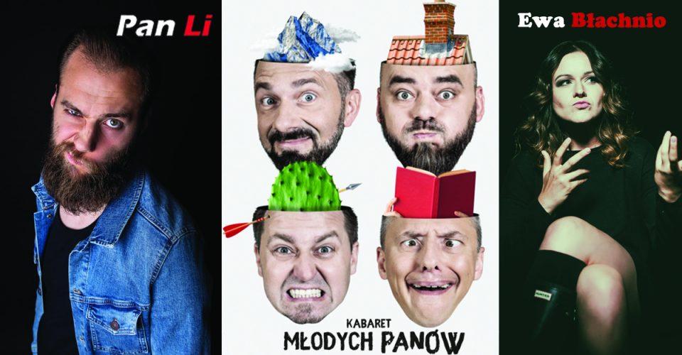 Kabaret Młodych Panów & Ewa Błachnio & Pan LI – Nowy Jork