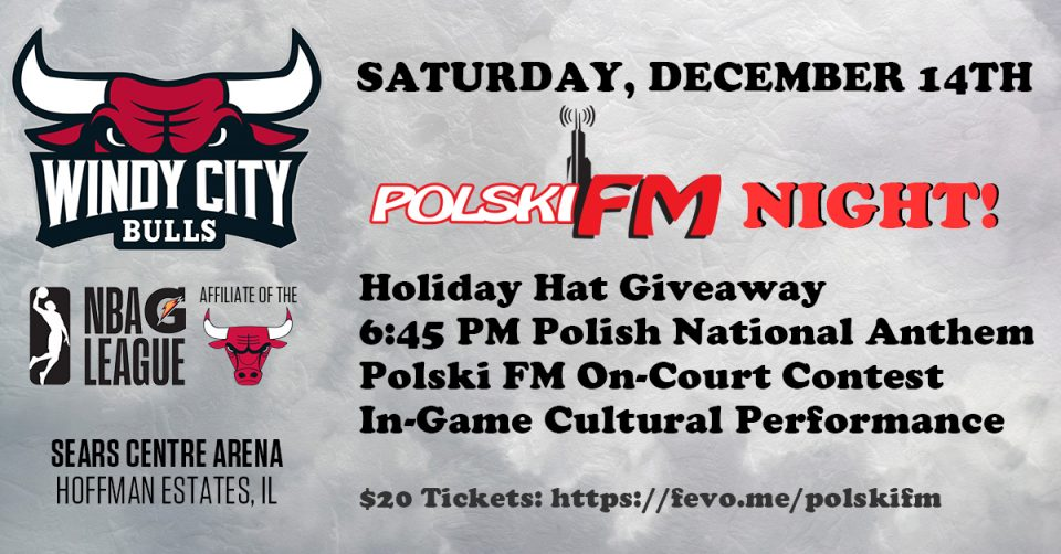 """2. Polska Noc"" z Windy City Bulls!"