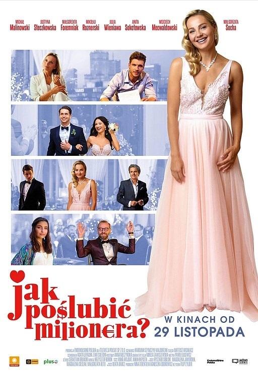 """Komedia """"Jak poślubić milionera"""" – New Jersey Hawthorne. niedziela, 5pm"""