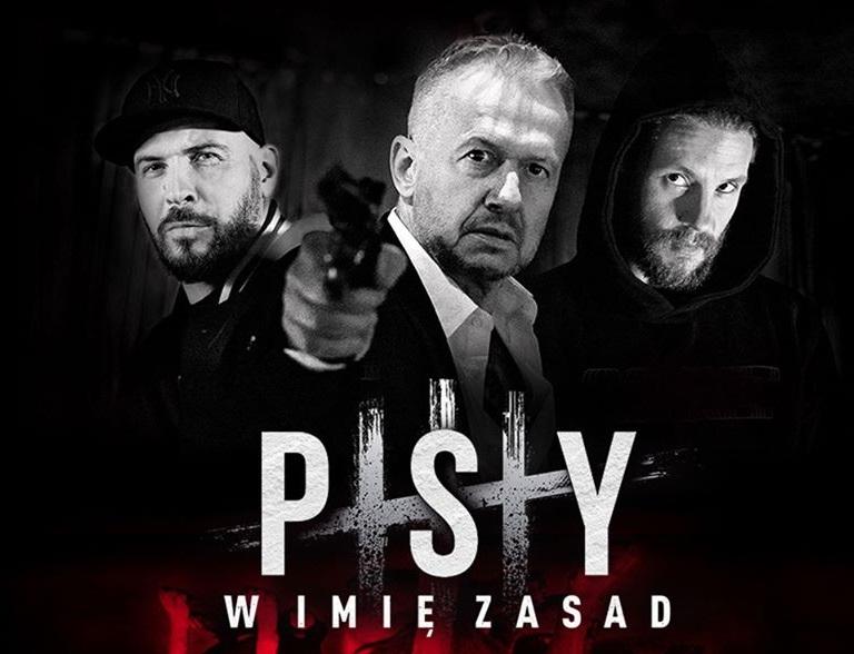 """""""Psy 3. W imię zasad"""" – sobota 4pm"""