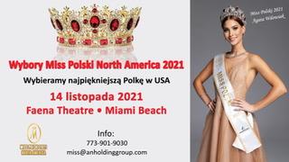 Miss Polski North America 2021